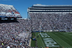Penn State Game at The Beaver Stadium Royalty Free Stock Photos