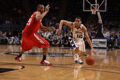 Penn State guard Talor Battle Royalty Free Stock Photo