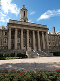 Penn State Old Main. Old Main building at Penn State University Stock Image