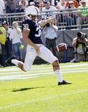Penn State punter Anthony Fera Royalty Free Stock Photos