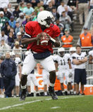 Penn State quarterback Kevin Newsome Royalty Free Stock Image