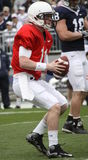 Penn State quarterback Matt McGloin Stock Images