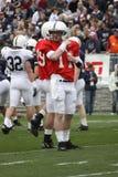 Penn State quarterback Matthew McGloin Stock Image