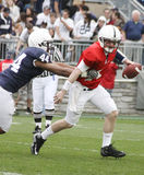 Penn State quarterback Matthew McGloin Royalty Free Stock Photo