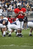 Penn State quarterback Paul Jones Royalty Free Stock Photo