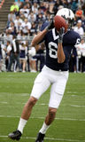 Penn State Receiver Derek Moye Royalty Free Stock Photos