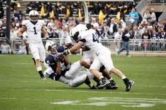 Penn State Receiver Derek Moye Royalty Free Stock Images