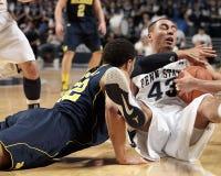 Penn State Ross Travis #43 Lizenzfreie Stockfotos