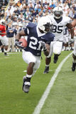 Penn State running back Stephon Green Royalty Free Stock Photos
