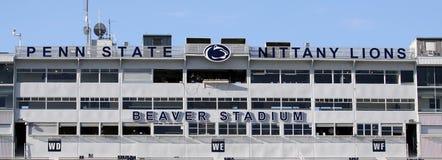 Penn State's Beaver Stadium Royalty Free Stock Photo