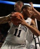 Penn State's Jermaine Marshall Stock Image
