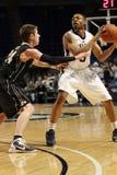 Penn State's Jermaine Marshall #3 Stock Image