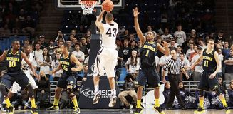 Penn State's Ross Travis #43 Royalty Free Stock Images