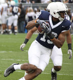 Penn State wide receiver #19 Stock Images
