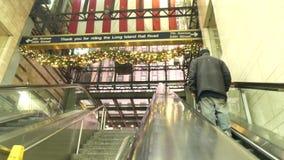 Penn Station stock footage