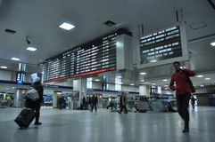 Penn station Royalty Free Stock Image