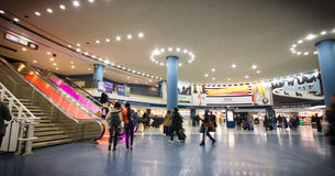 Penn Station NYC royalty free stock image