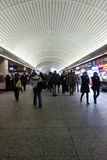 New York City Penn Station Royalty Free Stock Images