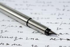 penna Fotografering för Bildbyråer