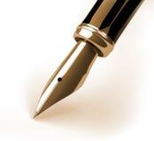 Penna illustrazione vettoriale