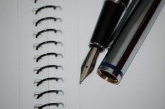 Penna immagine stock