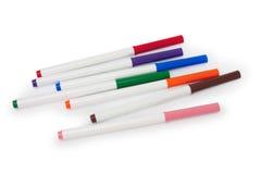 Penna del feltro Fotografia Stock Libera da Diritti