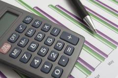 Penna del ond del calcolatore Immagini Stock Libere da Diritti