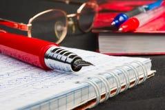Penna dell'inchiostro Immagini Stock