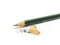 Penna della grafite immagine stock libera da diritti