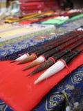Penna della spazzola Fotografia Stock Libera da Diritti