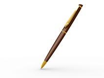 Penna di Ballpoint. illustrazione di stock