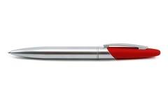 Penna di Ballpoint Fotografia Stock Libera da Diritti