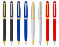 Penna di Ballpoint 2 illustrazione vettoriale