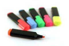 Penna di indicatore Fotografie Stock