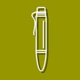 Penna för bollpunkt Arkivbilder