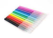 Penna för filtspets Arkivfoto