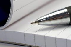 Penna a sfera Immagine Stock