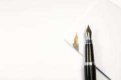 Penna stilografica Immagini Stock Libere da Diritti