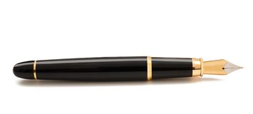 Penna stilografica Fotografia Stock