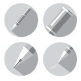 Penna stilografica Immagine Stock Libera da Diritti