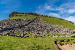 Penna-y-Gand, North Yorkshire, Inghilterra, Regno Unito fotografia stock libera da diritti