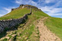 Penna-y-Gand, North Yorkshire, Inghilterra, Regno Unito fotografia stock