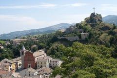 Pennabilli, Montefeltro Lizenzfreie Stockfotos