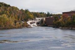 Pennacook Falls Stock Photo