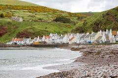 Pennan Escocia Fotos de archivo libres de regalías