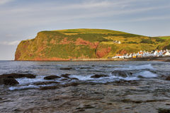 Pennan, the Local Hero Stock Images