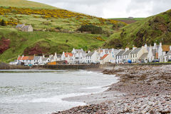 Pennan Schottland Lizenzfreie Stockfotos