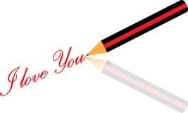pennan skriver Fotografering för Bildbyråer
