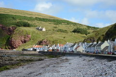 Pennan in Summer Stock Image