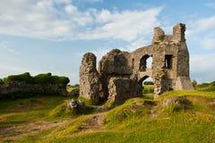 pennard замока Стоковое Фото